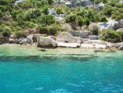 Sunken city - Kekova