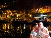 Night lights in Kas