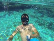 Snorkelling in the Turquoise Coast