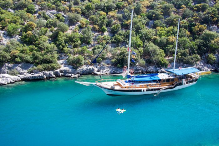 Sailing Holidays Turkey gulet ?>