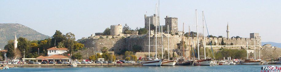 BODRUM - SOUTH GREEK ISLANDS (A/C)  gulet cruise