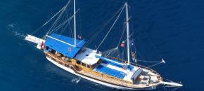 Sailing in Turkey Gulet ?>